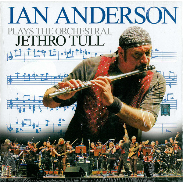 Ian Anderson Ian Anderson - Plays The Orchestral Jethro Tull peppa plays football