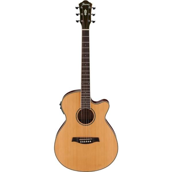 Гитара электроакустическая Ibanez AEG15II-LG