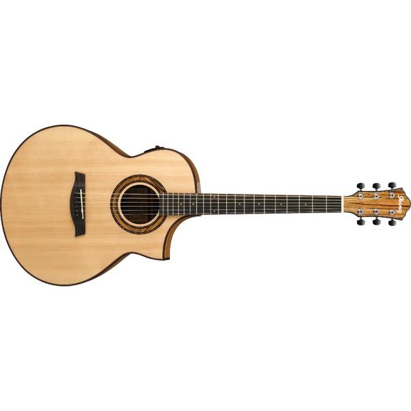 Гитара электроакустическая Ibanez AEW23ZW-NT Natural High Gloss