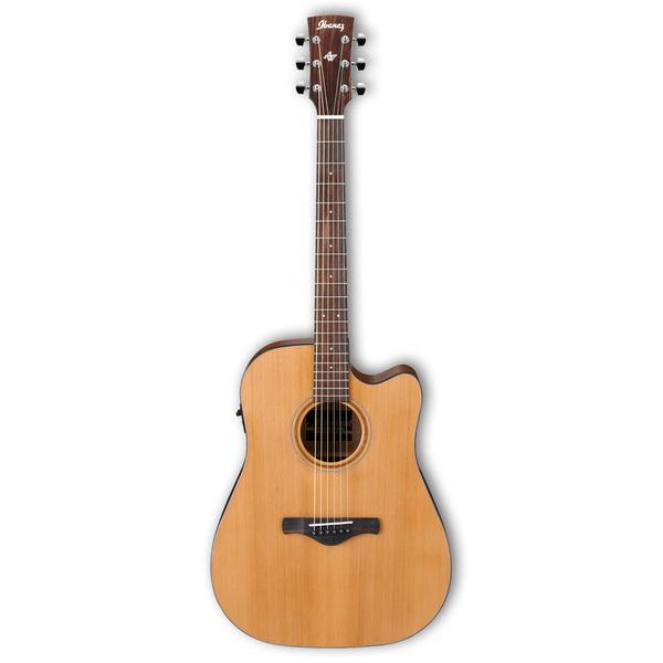 Гитара электроакустическая Ibanez AW65ECE-LG
