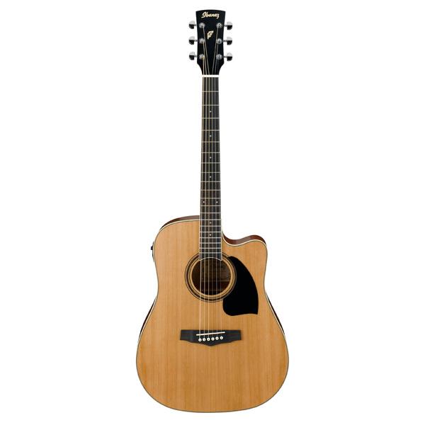 где купить  Гитара электроакустическая Ibanez PF17ECE-LG  по лучшей цене