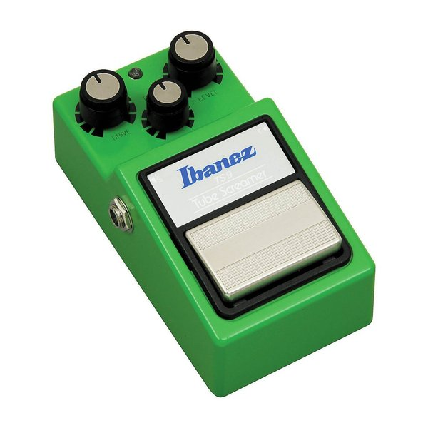 Педаль эффектов Ibanez Tube Screamer TS9