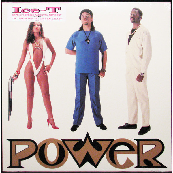 ICE-T ICE-T - POWER