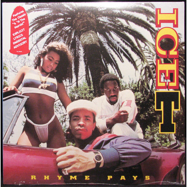 ICE-T ICE-T - RHYME PAYS