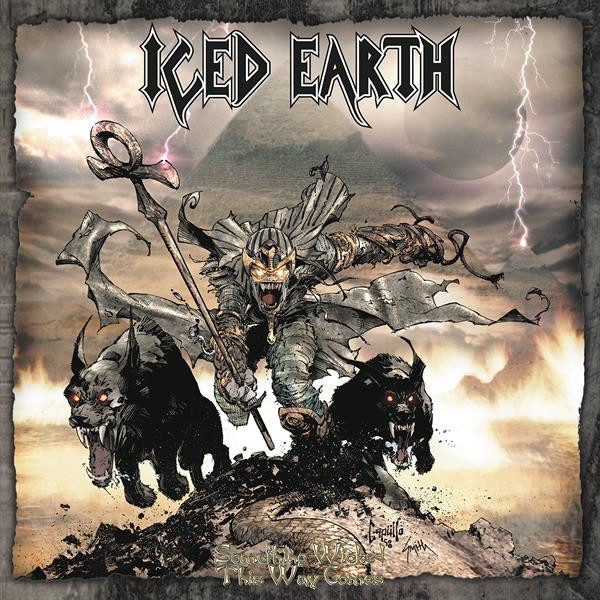 Iced Earth Iced Earth - Something Wicked This Way Comes (2 LP) srgcr2020k12 external turning tool holder a rotacao do porta ferramenta and lathe tool holder for round carbide inserts