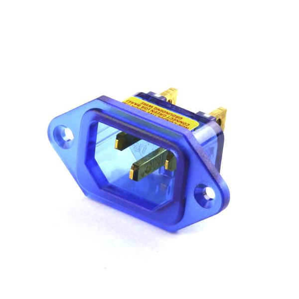Сетевой разъем IeGO R301 (Gu) Blue