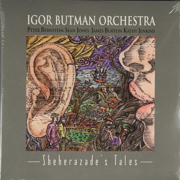 IGOR BUTMAN ORCHESTRA IGOR BUTMAN ORCHESTRA-SHEHERAZADE'S TALES (2 LP)