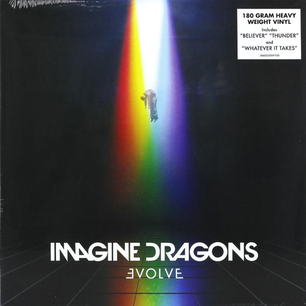 Imagine Dragons Imagine Dragons - Evolve imagine dragons lucca
