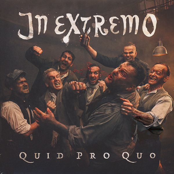 In Extremo In Extremo - Quid Pro Quo (2 LP) in extremo in extremo vinyl collection 8 lp
