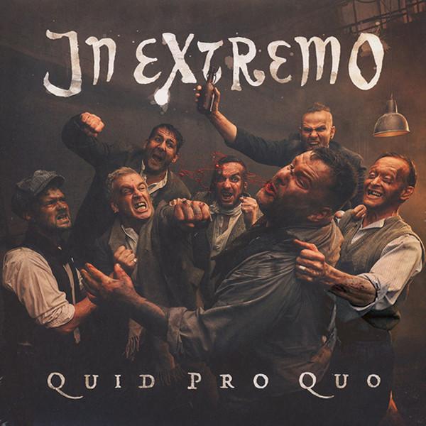 In Extremo In Extremo - Quid Pro Quo (2 LP) status quo status quo accept no substitute the definitive hits