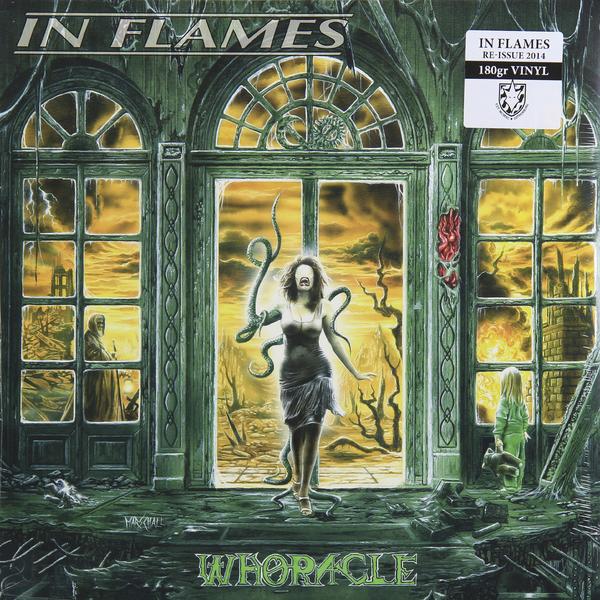 In Flames In Flames - Whoracle (180 Gr) in flames in flames clayman 180 gr