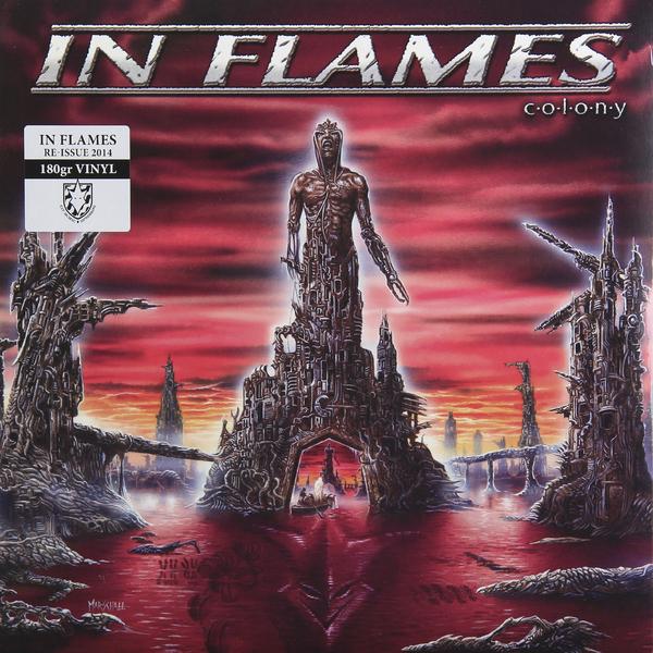 In Flames In Flames - Colony (180 Gr) in flames in flames clayman 180 gr