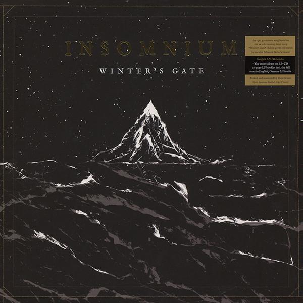 Insomnium Insomnium - Winter's Gate (lp+cd) partners lp cd