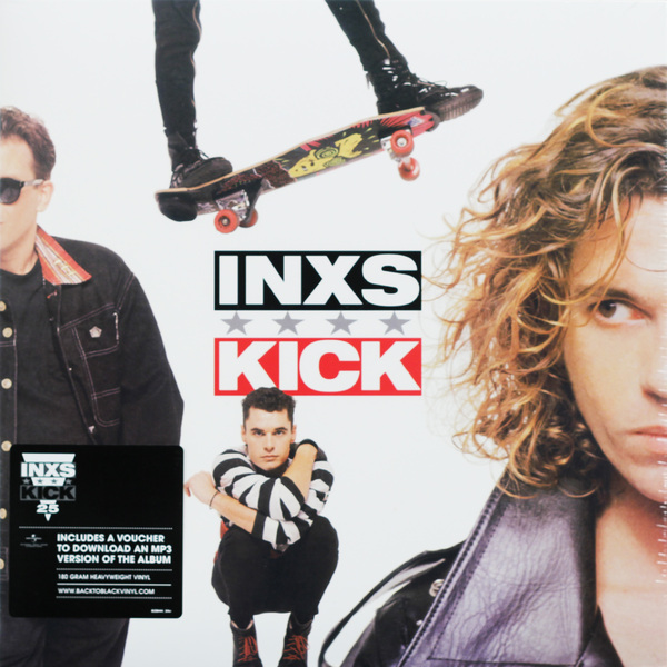 INXS INXS - Kick (180 Gr) guano apes guano apes proud like a god 180 gr colour