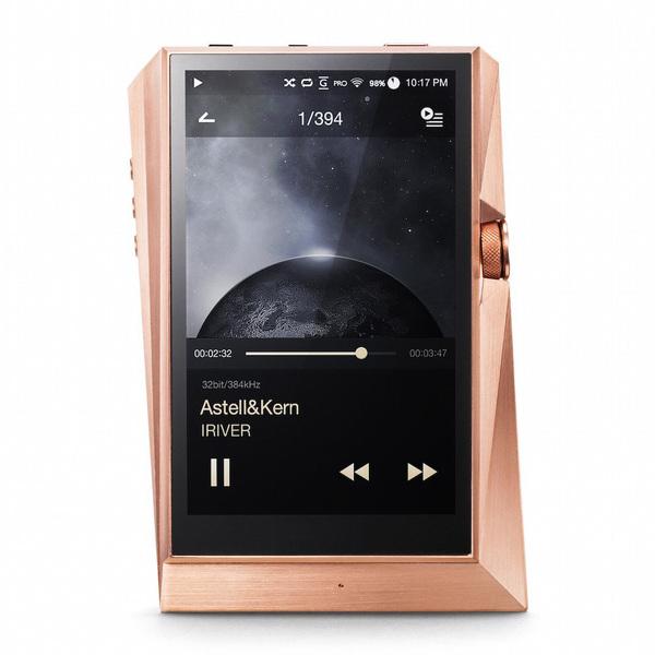 Портативный Hi-Fi плеер iriver Astell&Kern