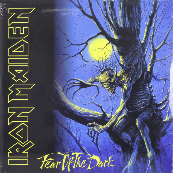 Iron Maiden Iron Maiden - Fear Of The Dark (2 LP) iron maiden the book of souls 3 lp