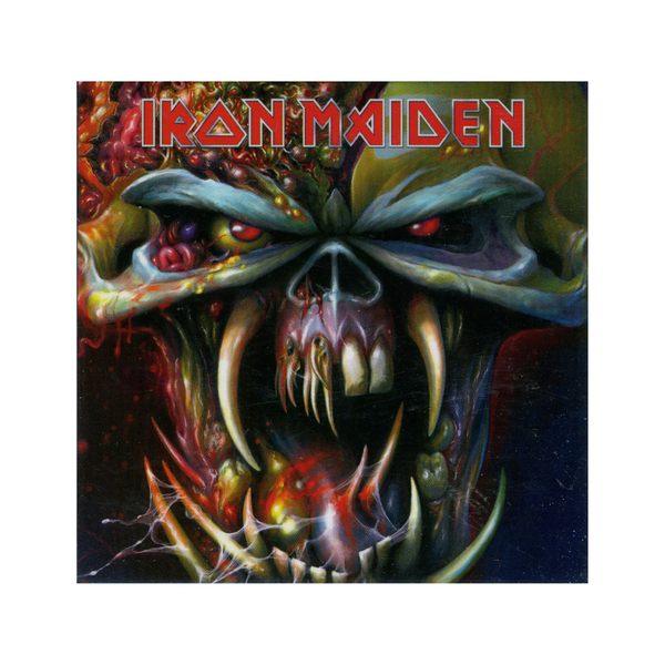 Магнит Iron Maiden - Final Frontier