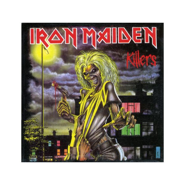 Магнит Iron Maiden - Killers