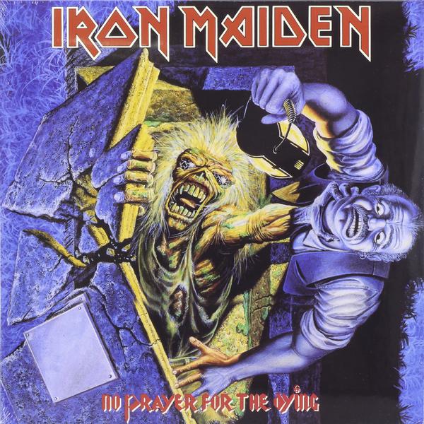 Iron Maiden Iron Maiden - No Prayer For The Dying виниловые пластинки iron maiden flight 666 the original soundtrack picture disc 180 gram