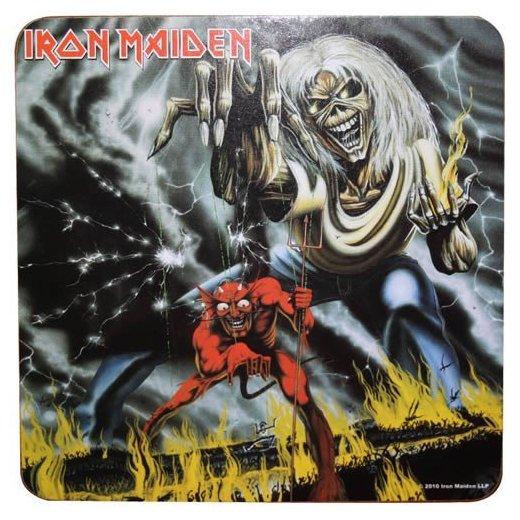 Подставка Iron Maiden - Number Of The Beast