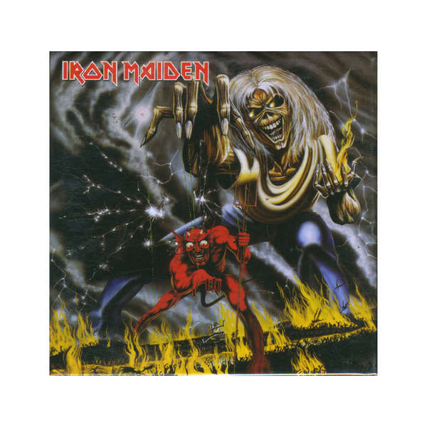 ������ Iron Maiden - Number Of The Beast