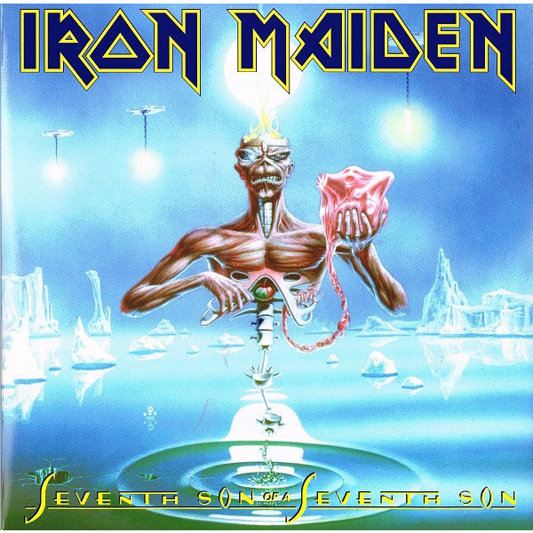 IRON MAIDEN IRON MAIDEN - SEVENTH SON OF A SEVENTH SON