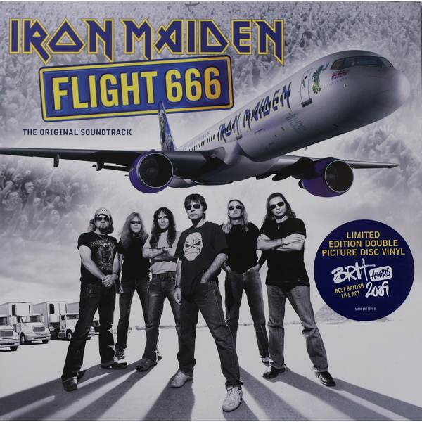 IRON MAIDEN IRON MAIDEN-FLIGHT 666 THE FILM