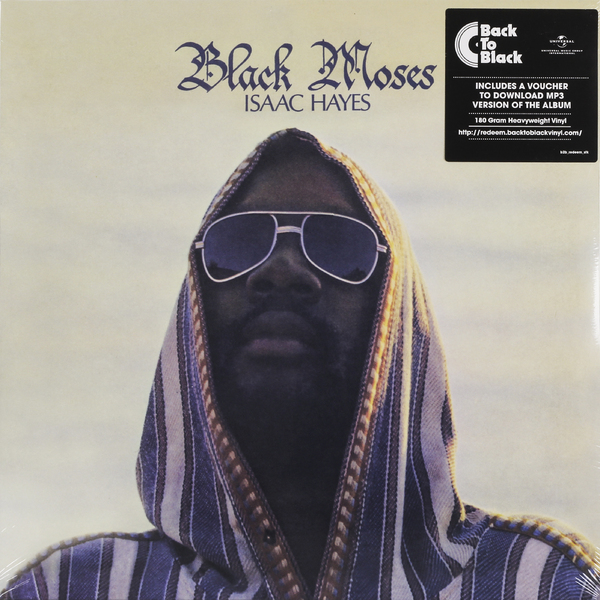 Isaac Hayes Isaac Hayes - Black Moses (2 Lp, 180 Gr) женские часы bering ber 11422 765