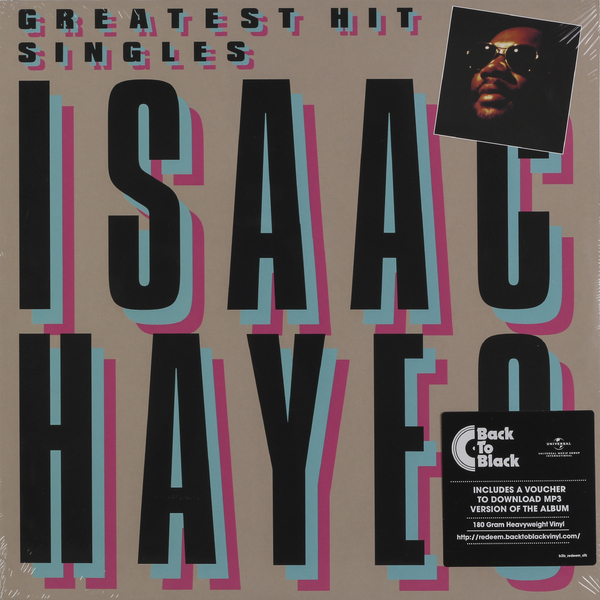 Isaac Hayes Isaac Hayes - Greatest Hit Singles (180 Gr)