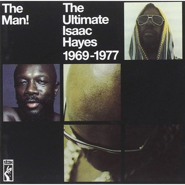 Isaac Hayes Isaac Hayes - The Man!: The Ultimate Isaac Hayes (2 LP) the black keys the black keys el camino 2 lp