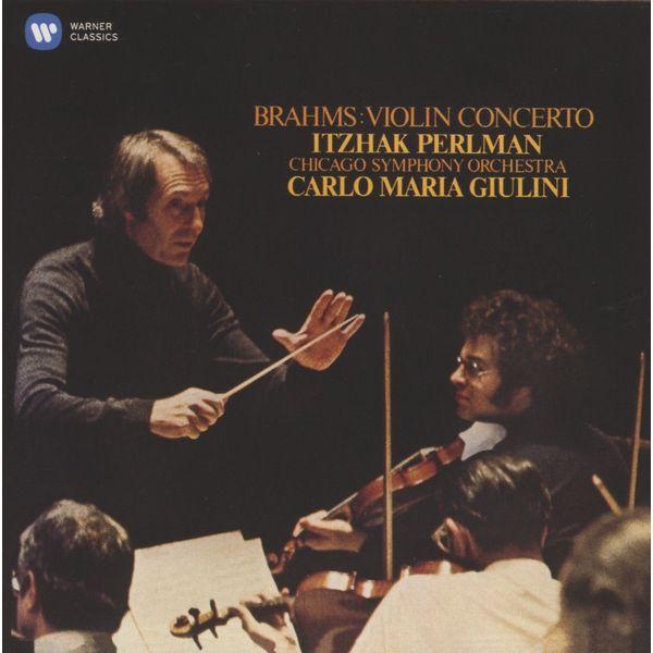 Brahms BrahmsItzhak Perlman - : Violin Concerto виниловая пластинка perlman itzhak the perlman sound 1lp
