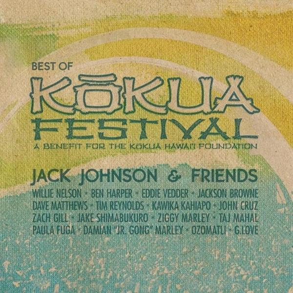 JACK JOHNSON JACK JOHNSON - JACK JOHNSON   FRIENDS: BEST OF KOKUA FESTIVAL (2 LP)Виниловая пластинка<br><br>