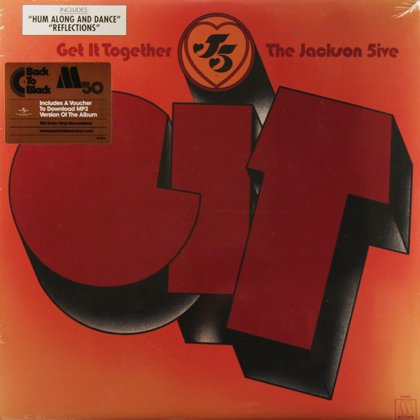 JACKSON 5 JACKSON 5 - GET IT TOGETHER (180 GR)