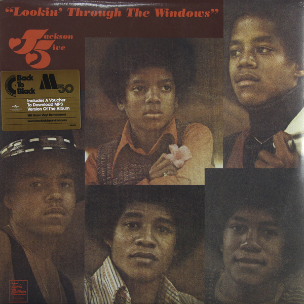 JACKSON 5 JACKSON 5 - LOOKING THROUGH THE WINDOWS (180 GR)