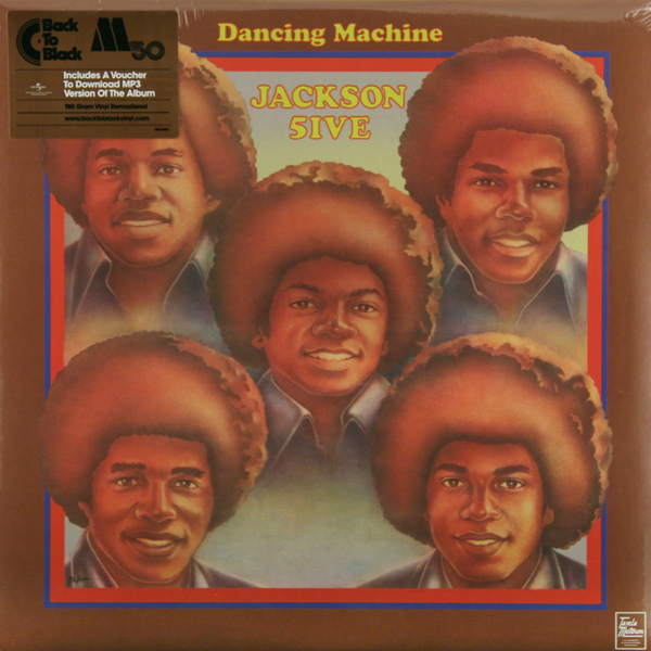 JACKSON 5 JACKSON 5 - DANCING MACHINE (180 GR)