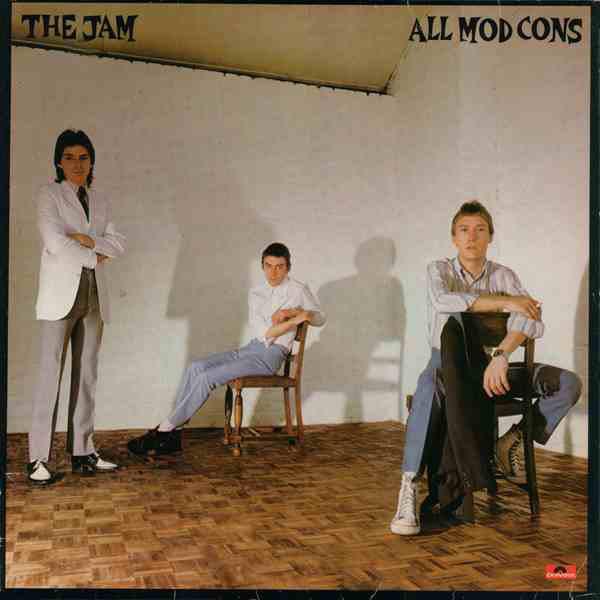 JAM JAM - ALL MOD CONSВиниловая пластинка<br><br>