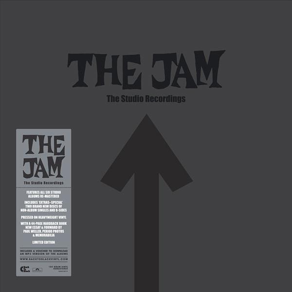 JAM JAM - THE STUDIO RECORDINGS (8 LP) jam jam this is the modern world