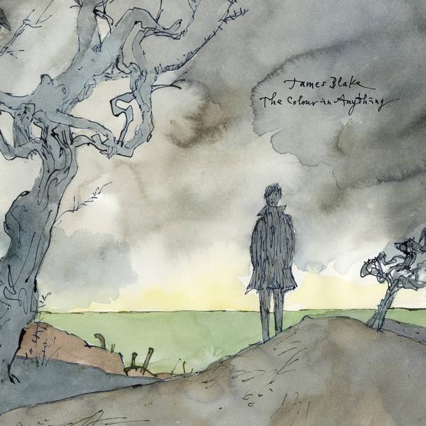 James Blake James Blake - The Colour In Anything (2 LP) blake william poems