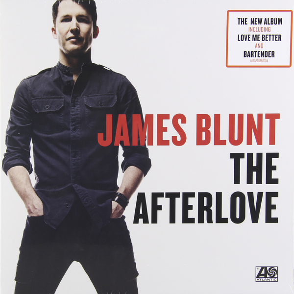 James Blunt James Blunt - The Afterlove james chellis mcsa