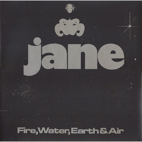 JANE JANE - Fire, Water, Earth And Air b p r d hell on earth volume 8 lake of fire