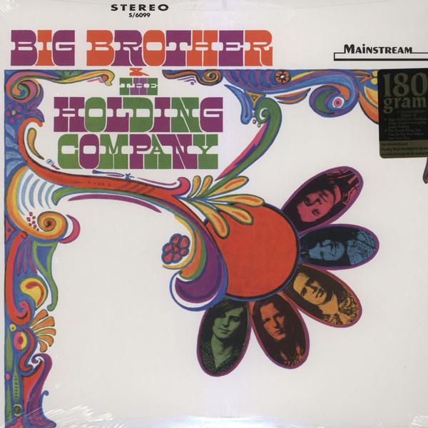 Janis Joplin Janis Joplin - Big Brother The Holding Comp scott joplin ноты в спб