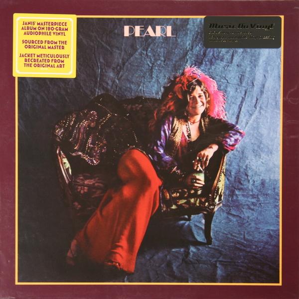 Janis Joplin Janis Joplin - Pearl (180 Gr, Remastered) kraftwerk autobahn 180 gram remastered