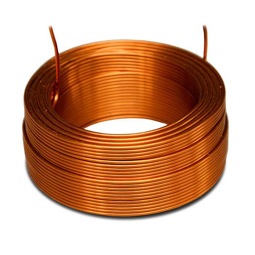 0208 0 1 57a Катушка индуктивности Jantzen Air Core Wire Coil 0.80 mm 0.130 mH 0.300 Ohm (0208)