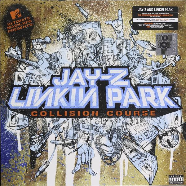 JAY Z LINKIN PARK JAY Z LINKIN PARK - COLLISION COURSE - RSD RELEASE 2014Виниловая пластинка<br><br>
