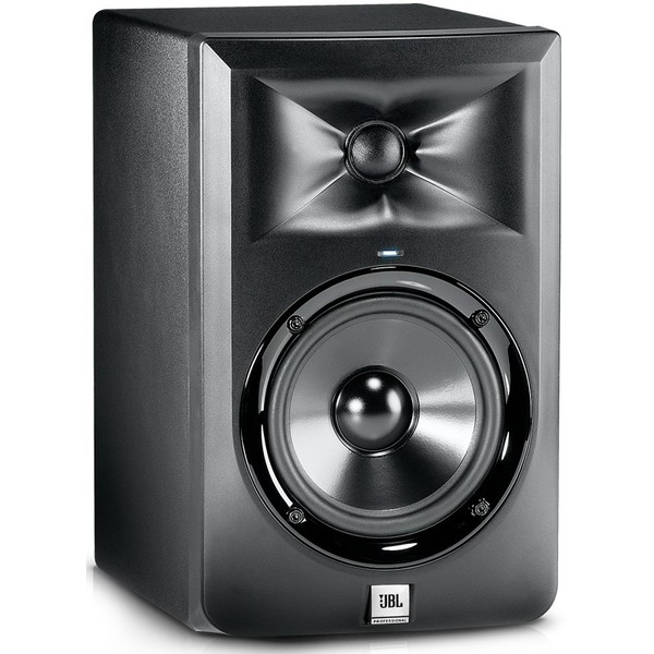 Студийные мониторы JBL LSR305 Black сабвуфер jbl lsr 310 s