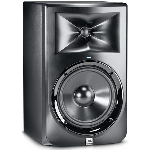 Студийные мониторы JBL LSR308 Black сабвуфер jbl lsr 310 s