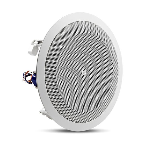 Встраиваемая акустика трансформаторная JBL 8128 White встраиваемая акустика трансформаторная jbl control 12c t white