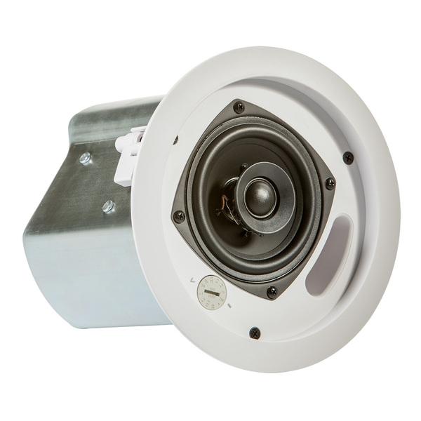 Встраиваемая акустика трансформаторная JBL Control 14C/T White портативная акустика беспроводная jbl horizon white