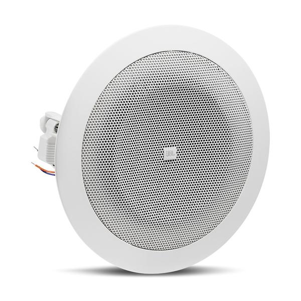 Встраиваемая акустика трансформаторная JBL 8124 White jbl synchros e40bt white