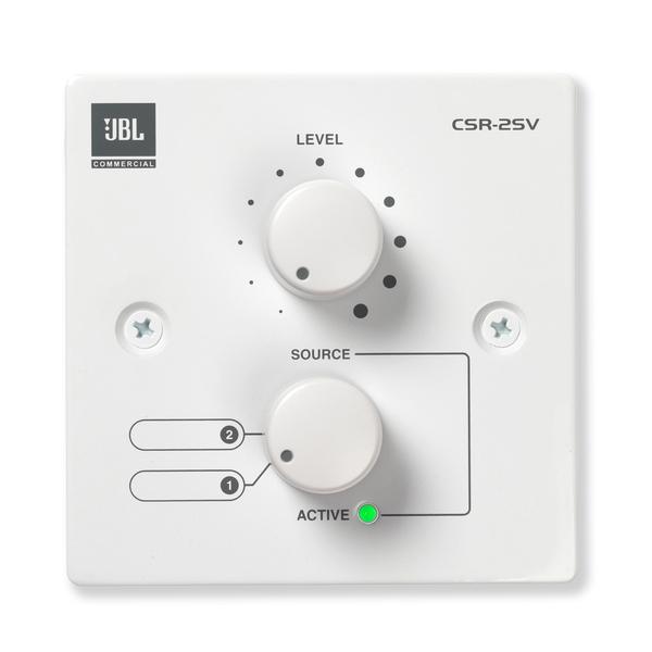 Панель управления JBL CSR-2SV-WHT jbl csr v wht